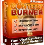 "How to run a viral social media campaign with ""Contest Burner"""