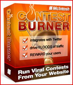 contest burner review bonus