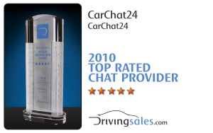car chat 24 wins dealer satisfaction award