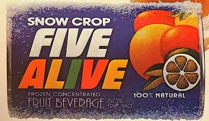 five alive october 2011