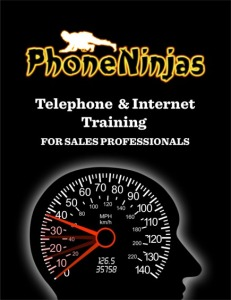 phone training manual