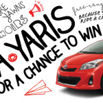 Toronto Toyota Dealer is Giving Away a Yaris on Facebook