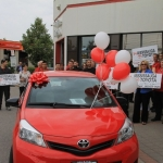 Park a Yaris Contest – Review from Mississauga Toyota