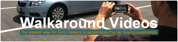 walk around videos car dealers