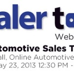 #dealertalk Webinar: Online Automotive Sales Techniques