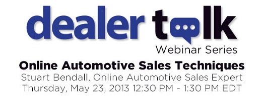 DealerTalk Webinar_Stuart Bendalljpg